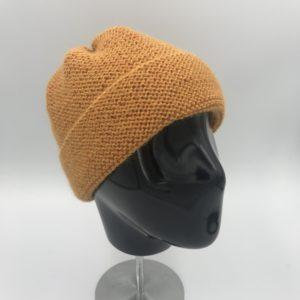 Gorro alpaca ARMATTA naranja