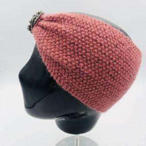 Turbante alpaca ARMATTA rosa