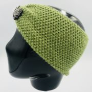 Turbante alpaca ARMATTA verde 3