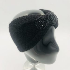 Turbante alpaca ARMATTA negro
