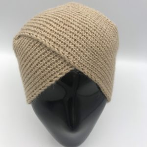 armatta gorro alpaca marron natural