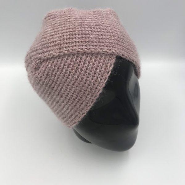armatta gorro alpaca rosa
